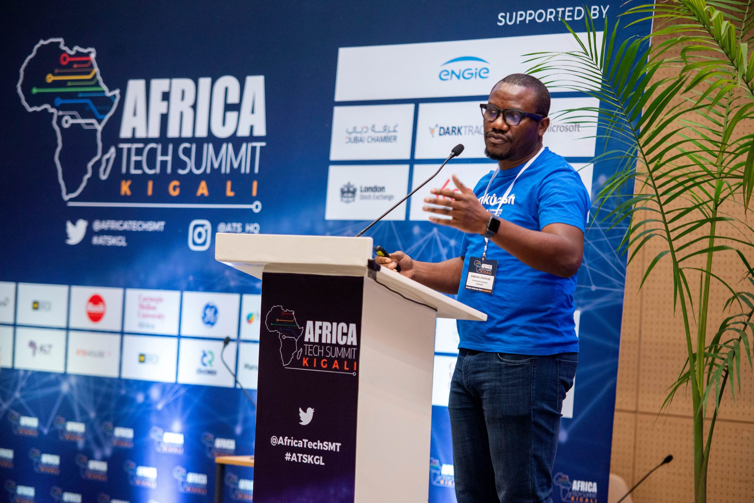 Applications open to Pitch Live at Africa Tech Summit Connects