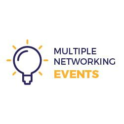 Multiple Networking events - Africa Tech Summit Kigali